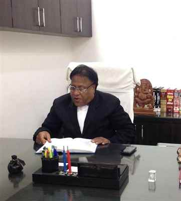 Advocate D R Agrawal