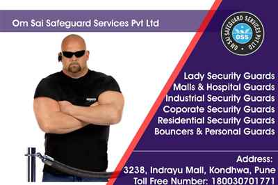 Om Sai Safeguard Services Pvt Ltd