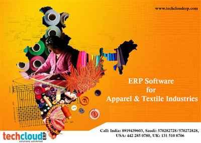 Tech Cloud ERP Software Solutions