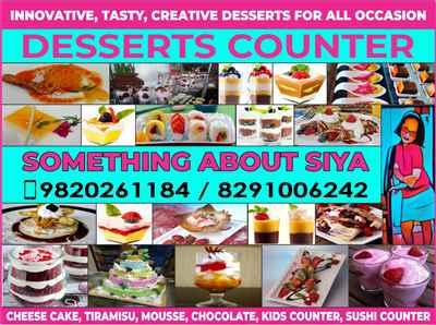 SIYA Desserts Forever