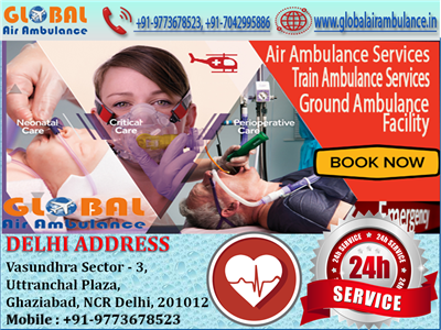 Global Air Ambulance Services