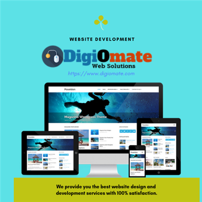 DigiOmate - Web Services