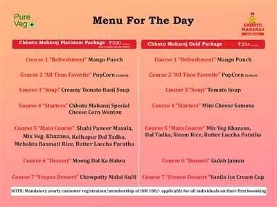 Chhotu Maharaj Cine Restaurant