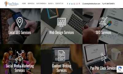 Think to Share - Web Design Company in Kolkata