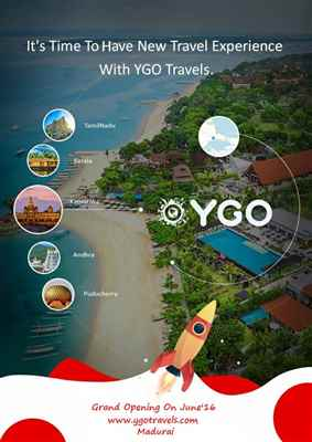 YGO TOURS & TRAVELS PVT LTD
