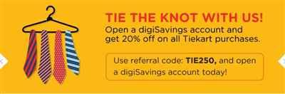 Tiekart Retails Pvt Ltd