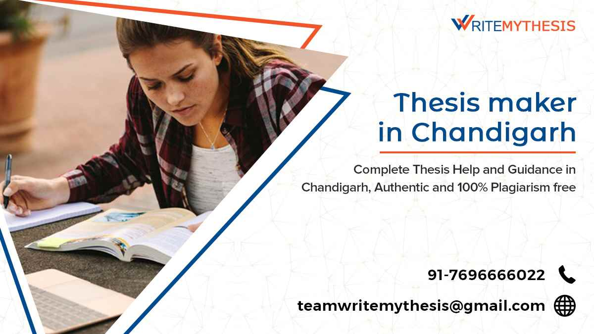 Thesis Maker in Chandigarh