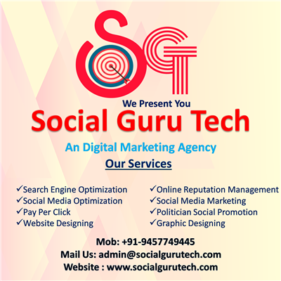 Social Guru Tech Promotions