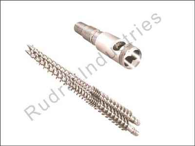 CONICAL-TWIN-SCREW