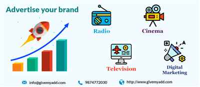 GiveMyAdd  ATL BTL Marketing agency in Kolkata