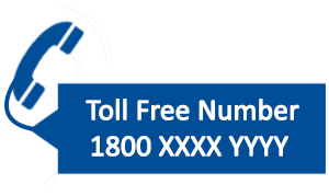 Toll-free number