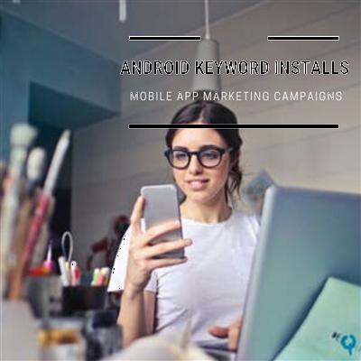 Android Keyword Installs