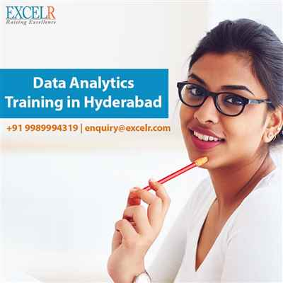 ExcelR Solutions Hyderabad data analytics course