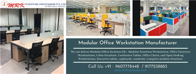 MRK Furniture and Interior Pvt Ltd