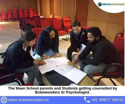Brainwonders Ghaziabad- Career Counselling Center