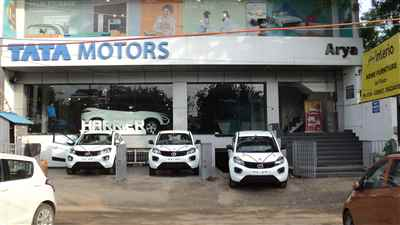 Arya Tata - Tata Motors Showroom, Gurgaon