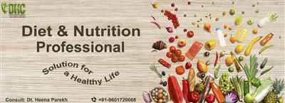 Diet And Health Center By DT. Heena Parekh
