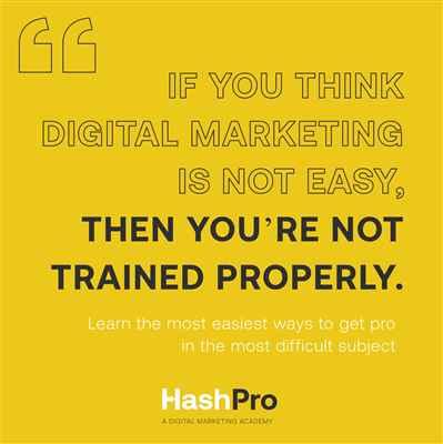HashPro Academy