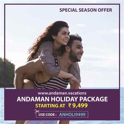 Andaman Vacations