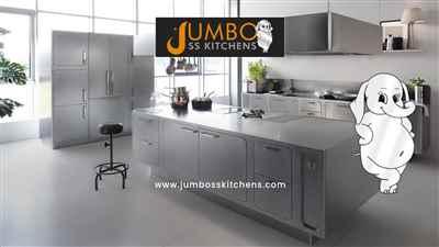 Jumbo SS Kitchens