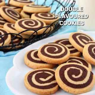 Double Flavoured Cookies