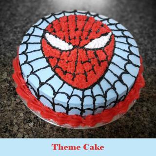 Cartoon Theme Cakes