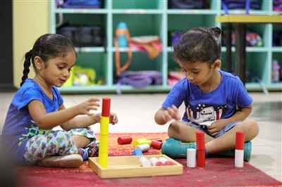 Tirthanjali Academy Play School