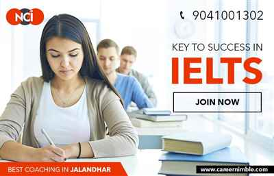 Nimble Career Institute - Best IELTS Coaching Cent