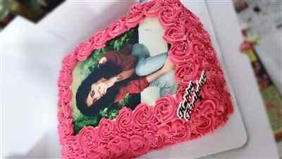 blossom cakes