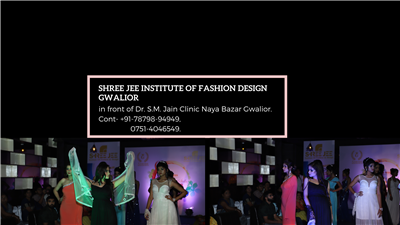 Shree Jee Institute of Fashion & Design