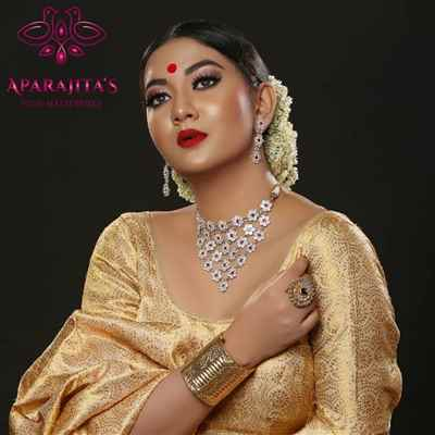 Assamese Traditional Jewellery Axomia Gohona