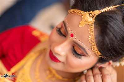 Gayatri's Bridal Makeover