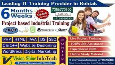 Vision Shine Infotech