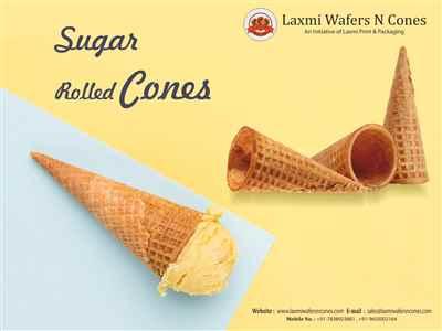 Laxmi Wafers N Cones