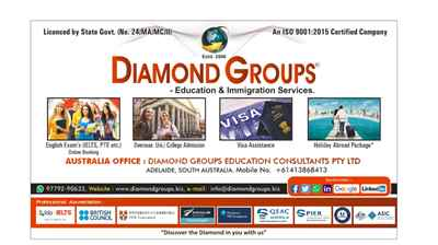 Diamond Groups Education and Immigration Services