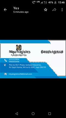 Nitya logistics