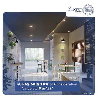 Suncrest Estate - Residential Projects in Sonarpur