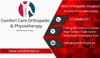 Comfort Care Orthopedic & Physiotherapy