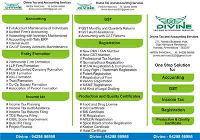 Divine Tax and Accounting SErvices