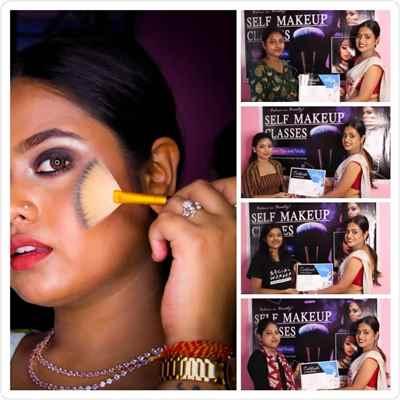 Binita's Makeup Artistry