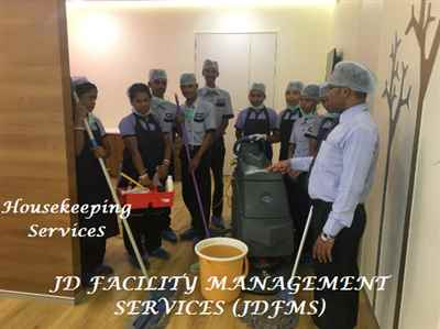 JD FACILITY MANAGEMENT SERVICES - JDFMS