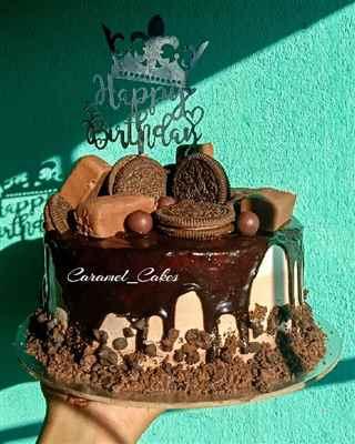 Caramel Cakes