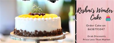 Reshmi's Wonder Cake