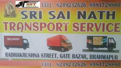 transport Services Brahmapur