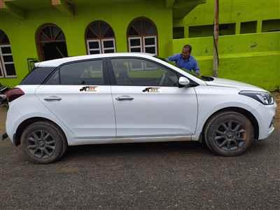 SST Car Rental Services Brahmapur