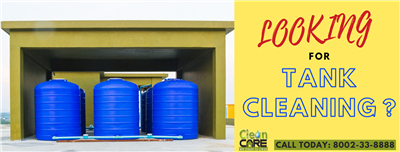 Clean Care-Water Tank Cleaner