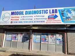 Modigil Diagnostic Labs