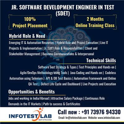 Infotest IT Service Pvt Ltd