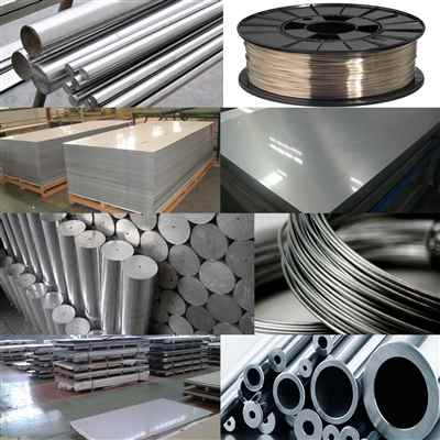 Exotic Metal Alloys