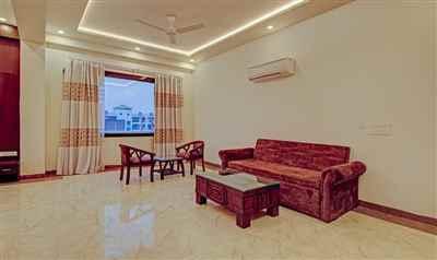 Hotel Room Hall